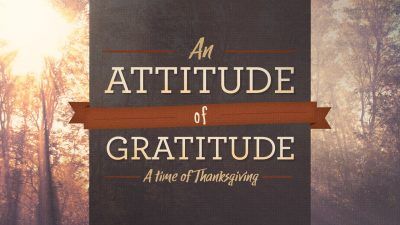 Attitude of Gratiitude SCREEN