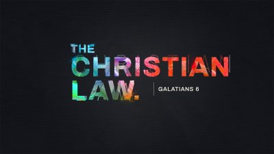 Galatians 6 2021 16x9 Title