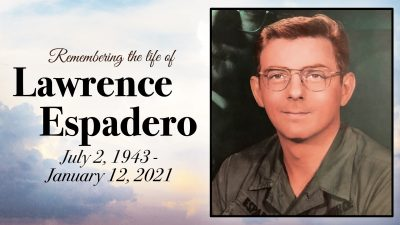 Lawrence Espadero Memorial SCREEN